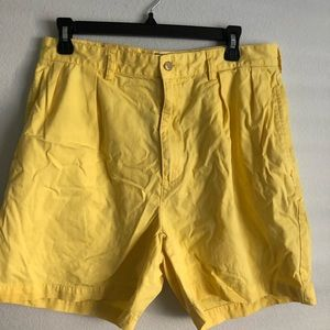 Polo Ralph Lauren Yellow Shorts